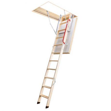 Escalier escamotable à isolation renforcée LTK Energy